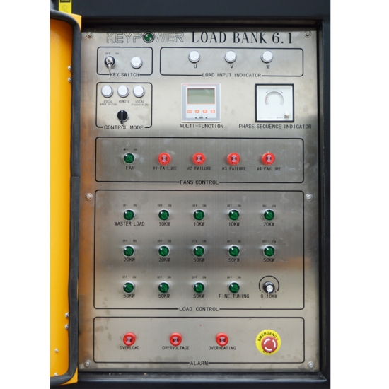 400kW Resistive Load Bank
