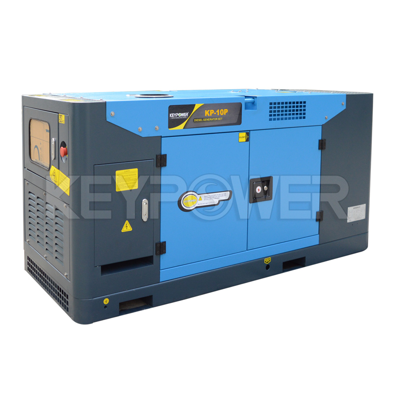Antifreeze liquid for diesel generator set