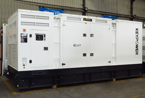 800 kw Cummins generator with 1000L 110% fully bunded base fuel tank for Australia 01