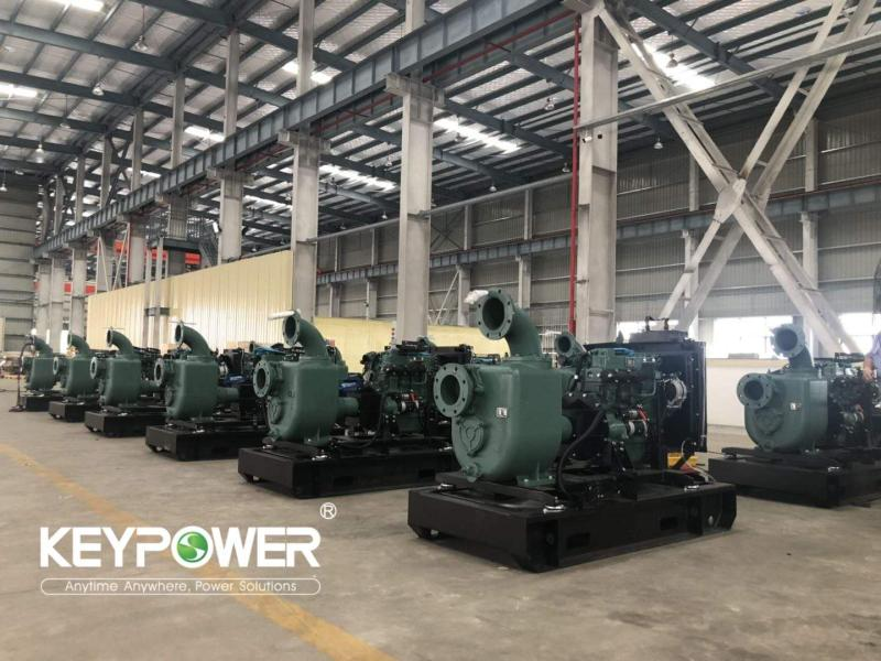 What are the requirements for the installation room of diesel generator set?